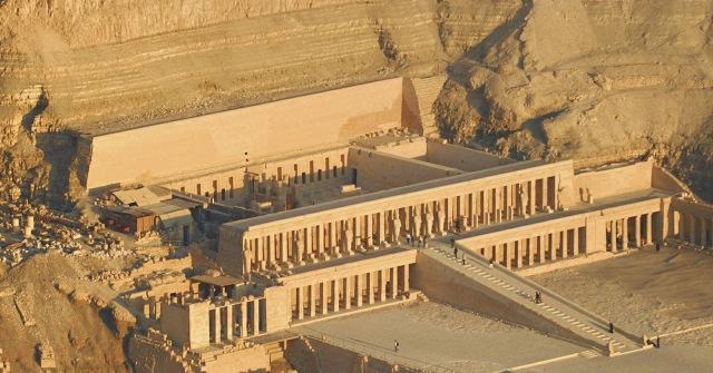 Temple of Hatshepsut 1